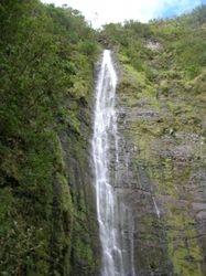 Waterfall on Maui (Road to Hana)