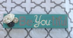 Be.You.Tiful turquoise & silver