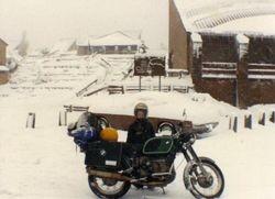 1990 Alpine Rally @ Cabramurra