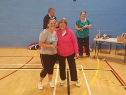 Handicapped Tournament Ladies Doubles