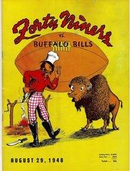 1948 San Francisco 49ers vs. Buffalo Bills