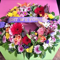 Least we Forget Wreath
