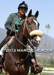 Lava Man Waits for his Pony Work