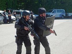 Assault demonstration