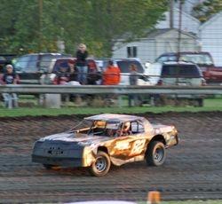 Racing in heat 1 05/28/10