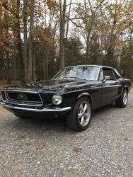 50.67 Ford Mustang