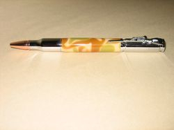 30 Cal. Bolt Action Pens