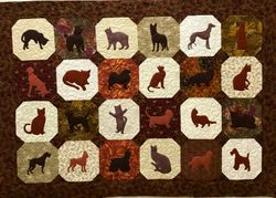 Humane Society Donation Quilt