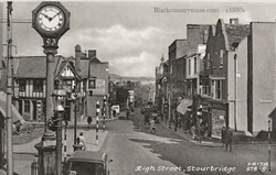 Stourbridge. c1950s