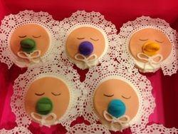 Binky Babies Cupcakes