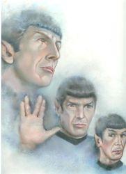 Mr. Spock: Live Long & Prosper
