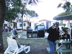 BBQ Breakfast at the Moree Muster