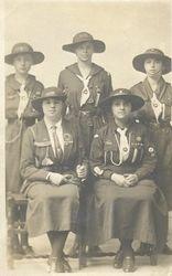 1917 Senior Guide Uniform