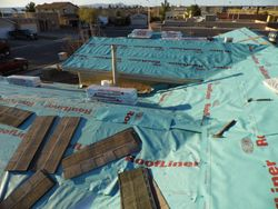 Premium Roofing underlayment that we use.