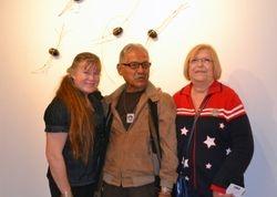 Marsha Judd, Enrique Serrato & friend
