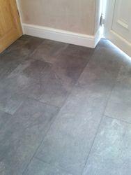 laminate flooring job
