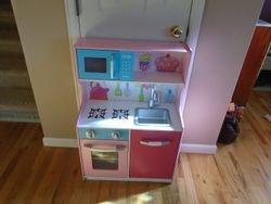 Kidkraft Circo Wooden Pretend Play Kitchen - $40