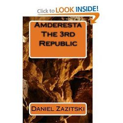 Old Cover of Amderesta The 3rd Republic