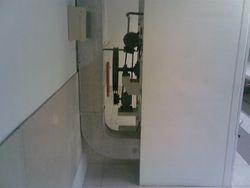 FLD Hot air ducting