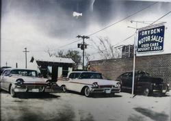 Dryden Motors, Hempstead