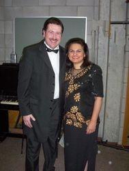 Regina Nathan and Michael John Ryan