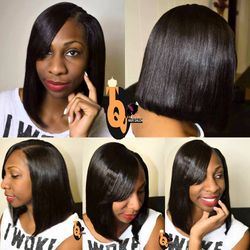 short Bob Tree braids using xpression hair