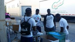 2014 ANNUAL BACK TO SCHOOL GIVE AWAY