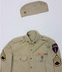 Staff Sargent Berlin Brigade, 3rg Reg.:
