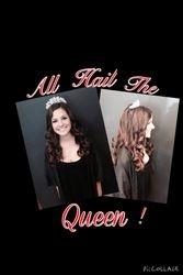 Cypress High Homecoming Queen