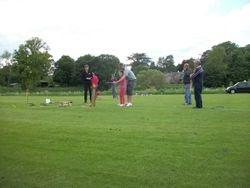 Golfer to Archer