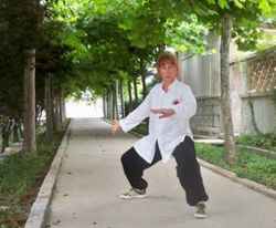 Chen Taiji Practice in my own time