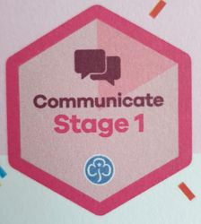 Communicate Stage 1 Skill Builder