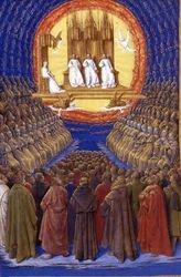 Jean Fouquet, All Saints, c. 1450