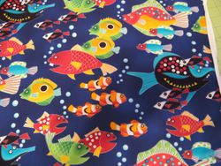 FISH B40  - COTTON