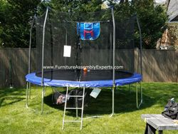 skywalker trampoline removal service in woodbridge VA
