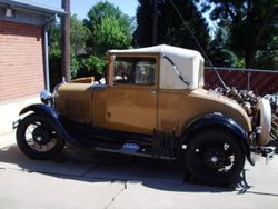 5.29 MODEL A SPORTS COUPE