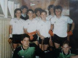 NZ Junior Boys 1985