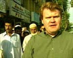 On the streets of Islamabad, Pakistan