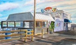 Avila Beach Pete's Pierside Café