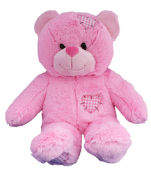 Pinko our Pink Heart Bear