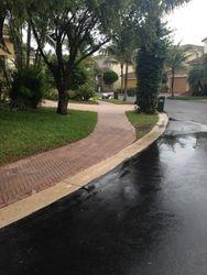 Sidewalk Pressure Cleaning