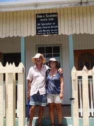 Ann and Sharon's snackbar!