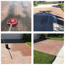 Paver Re-Sanding and Sealing