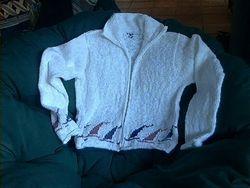 7.  collar jacket