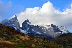 Los Cuernos del Paine.