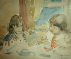 Les deux Cousines 1980