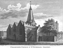 Collegiate Church of St. Nicholas, Galway