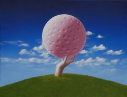 Tee Off With Hand, 2008