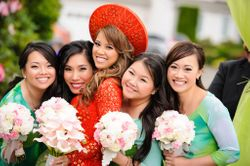 Nguyen Bridal Party