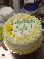 Traditional Congratulations